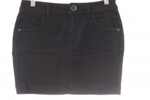 QS by s.Oliver Jeansrock schwarz Casual-Look