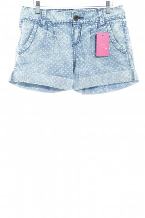 QS by s.Oliver Jeansshorts mehrfarbig Jeans-Optik