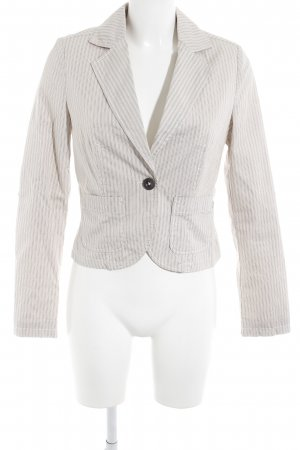QS by s.Oliver Jerseyblazer creme-hellrot Elegant
