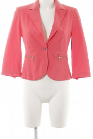 QS by s.Oliver Jerseyblazer pink Casual-Look