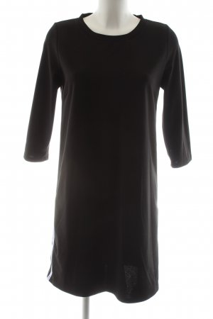 QS by s.Oliver Jerseykleid schwarz Casual-Look