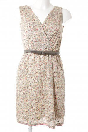 QS by s.Oliver Jerseykleid florales Muster Casual-Look