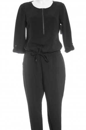 QS by s.Oliver Jumpsuit schwarz Casual-Look