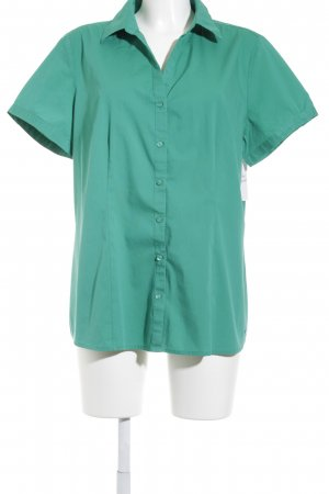 QS by s.Oliver Short Sleeve Shirt green casual look