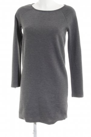 QS by s.Oliver Longsleeve Dress grey casual look