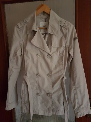 QS by S.Oliver leichte Jacke, hellbeige