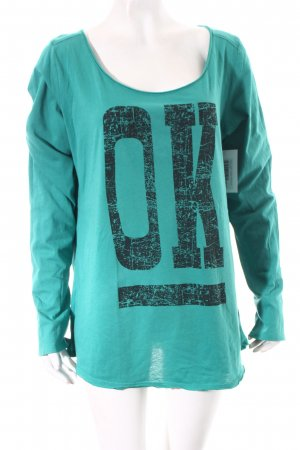 QS by s.Oliver Longsleeve Motivdruck Casual-Look