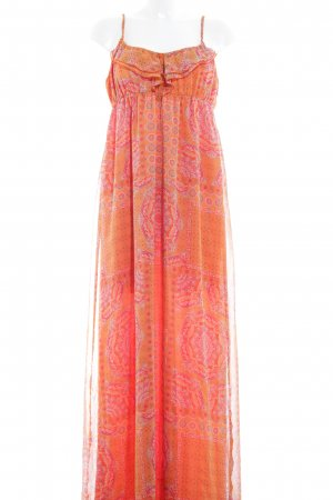 QS by s.Oliver Maxikleid Mustermix Boho-Look