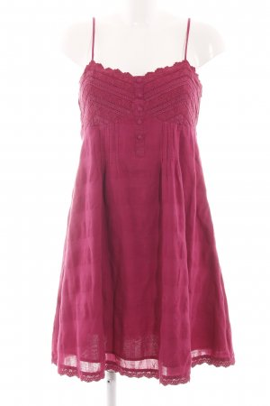 QS by s.Oliver Midikleid pink Casual-Look