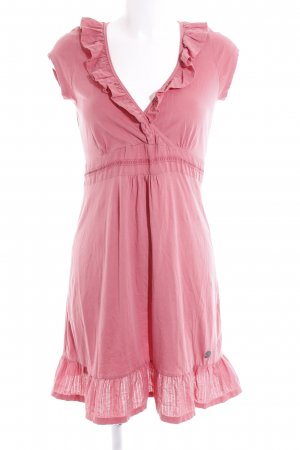 QS by s.Oliver Minikleid rosa Casual-Look