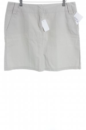 QS by s.Oliver Minirock beige Casual-Look