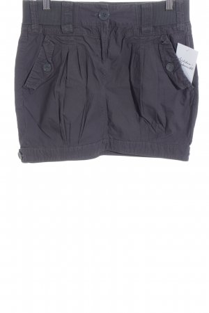 QS by s.Oliver Minirock dunkelgrau Casual-Look