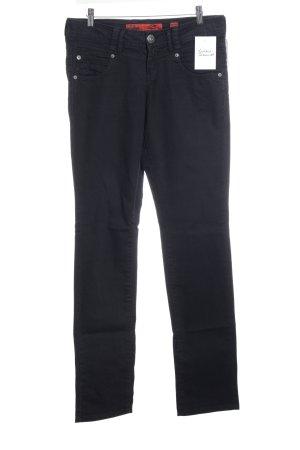 QS by s.Oliver Röhrenjeans schwarz Jeans-Optik