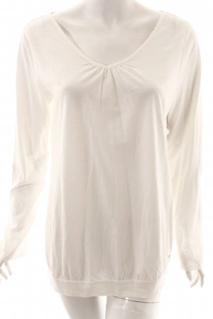 QS by s.Oliver Shirt creme Casual-Look