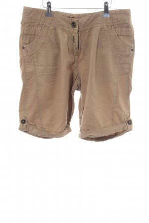 QS by s.Oliver Shorts braun Casual-Look