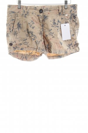 QS by s.Oliver Shorts florales Muster Beach-Look
