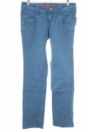 QS by s.Oliver Skinny Jeans stahlblau Casual-Look