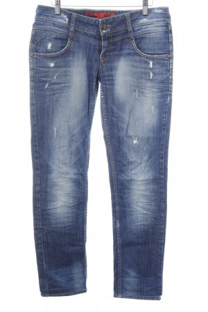 """QS by s.Oliver Slim Jeans """"Catie"""" blau"""