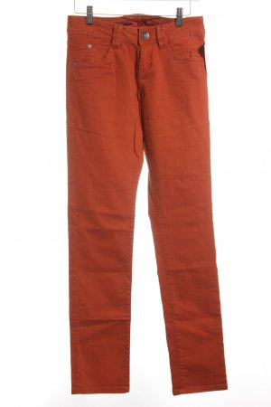 "QS by s.Oliver Slim Jeans ""Catie"" rostrot"