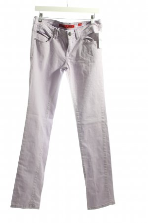 QS by s.Oliver Slim Jeans helllila Casual-Look