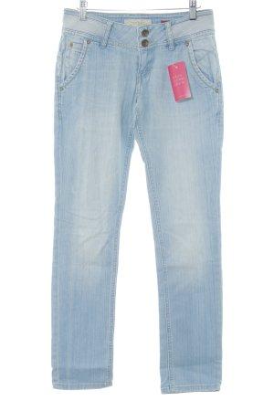 QS by s.Oliver Slim Jeans himmelblau Jeans-Optik
