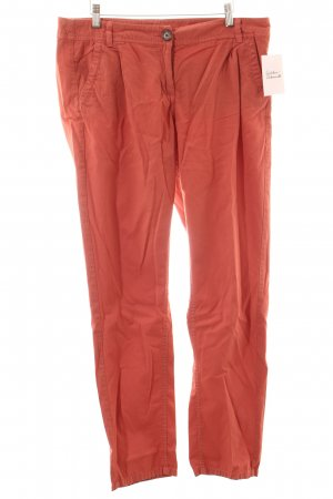 QS by s.Oliver Stoffhose dunkelorange Casual-Look