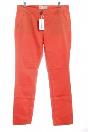 QS by s.Oliver Stoffhose orange Casual-Look