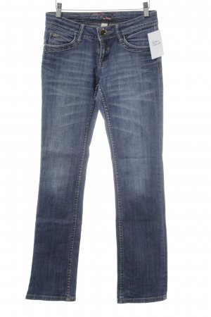 QS by s.Oliver Straight Leg Jeans blue casual look