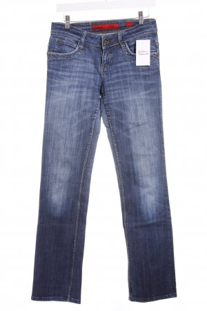 """QS by s.Oliver Straight-Leg Jeans """"Catie"""" blau"""