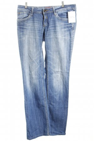 "QS by s.Oliver Straight-Leg Jeans ""Catie"" blau"