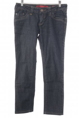 "QS by s.Oliver Straight-Leg Jeans ""Catie"" dunkelblau"