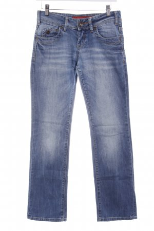 "QS by s.Oliver Straight-Leg Jeans ""Catie"" himmelblau"