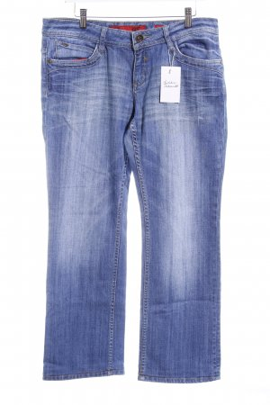 """QS by s.Oliver Straight-Leg Jeans """"Catie"""" stahlblau"""