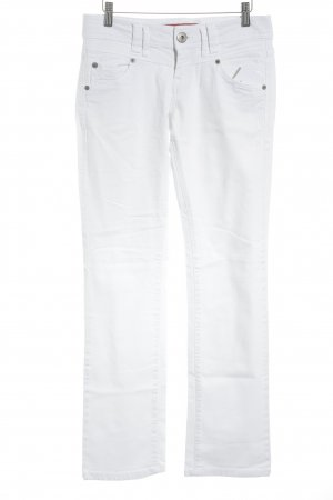 "QS by s.Oliver Straight-Leg Jeans ""Catie"" weiß"