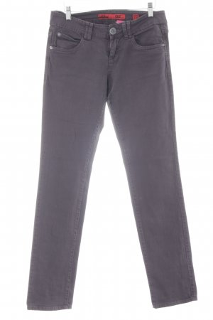 QS by s.Oliver Straight-Leg Jeans dunkelgrau Casual-Look