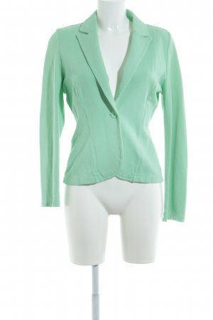 QS by s.Oliver Sweatblazer hellgrün Casual-Look