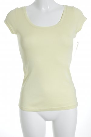 QS by s.Oliver Camiseta amarillo look casual