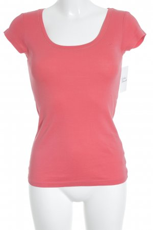 QS by s.Oliver T-Shirt lachs Casual-Look