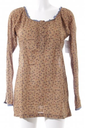 QS by s.Oliver Tunikabluse Blumenmuster Casual-Look