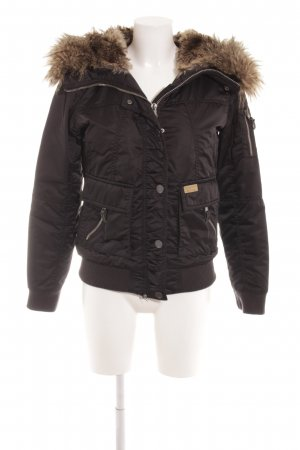 QS by s.Oliver Winterjacke mehrfarbig Casual-Look