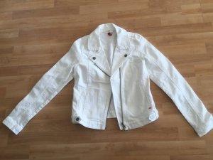 QS by s.Oliver Biker Jacket white