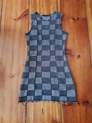 Sisley Vestito di lana multicolore