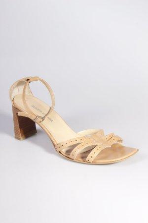 Quarta Strada Sandals beige