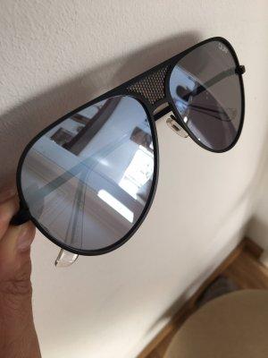 Quay Glasses silver-colored-black
