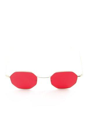 Quay Retro Brille mehrfarbig extravaganter Stil