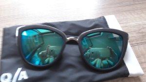Quay Sonnenbrille Mirror Polarized Verspiegelt Cateye