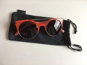 Quay Sonnenbrille rot - orange