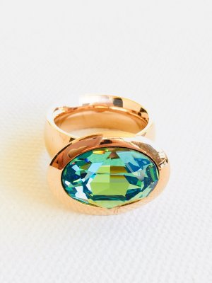 Lizas Ring multicolored stainless steel