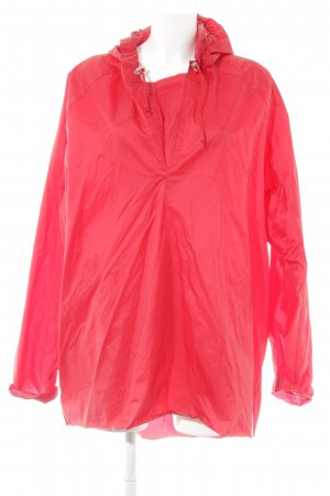 Quechua Regenponcho rot Casual-Look