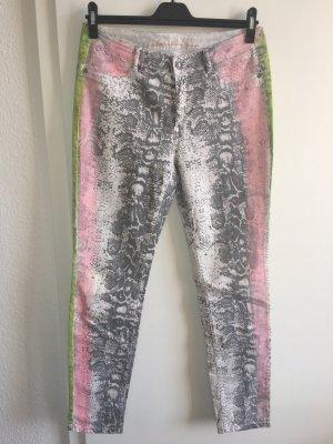 Queen Jeans New Sui Größe 40 Snake Print